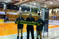 16.02.2011 - Ladies in Black vs Erfurt