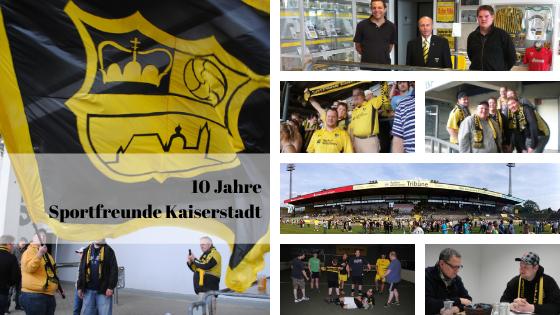 10 Jahre Sportfreunde Kaisertadt Fanclub Alemannia Aachen