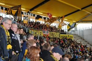 Die Aachen Ultras nun in S6