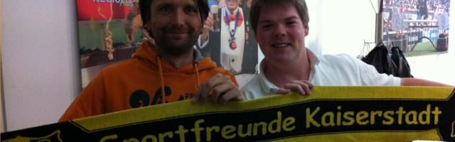 Sportfreunde Peter Hyballa Trainer von Alemannia Aachen
