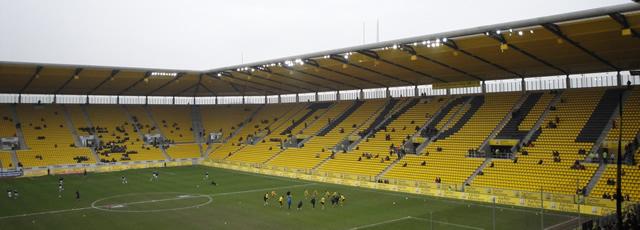 04.03.2012: Aachen verliert 0:3 gegen den SC Paderborn