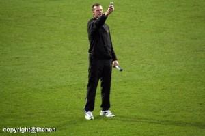 Erik Meijer in der Saison 04/05